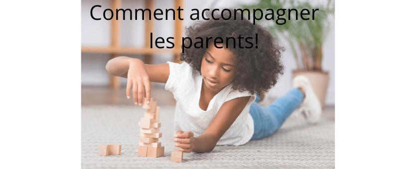 TSA – Comment accompagner les parents