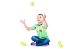 Développement moteur au cours de la petite enfance